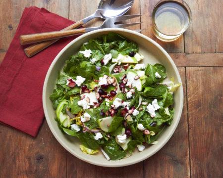 Food Deadline Winter Greens