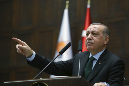 Turkey Trump Jerusalem