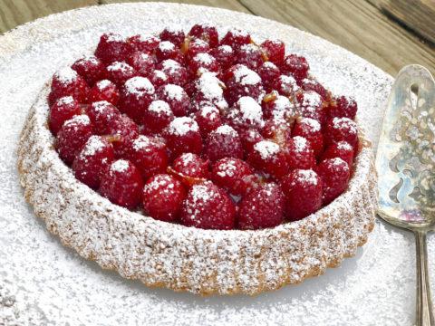 Food Healthy Berry Tart