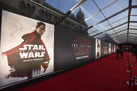 """LA Premiere of """"Star Wars: The Last Jedi"""""""