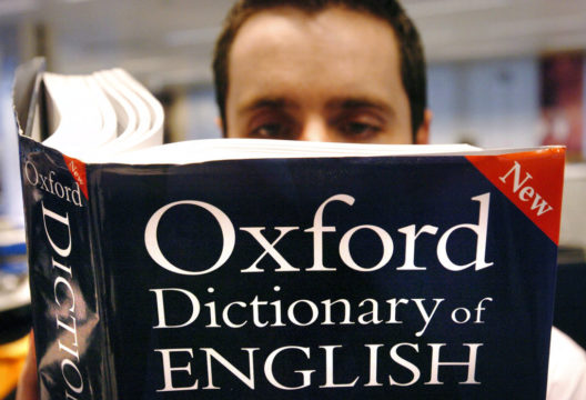 'Youthquake' is Oxford word of 2017