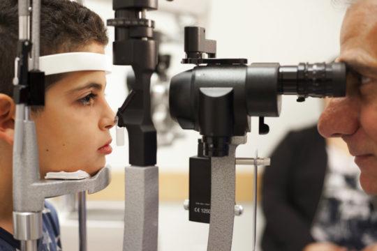 Blindness Treatment Price