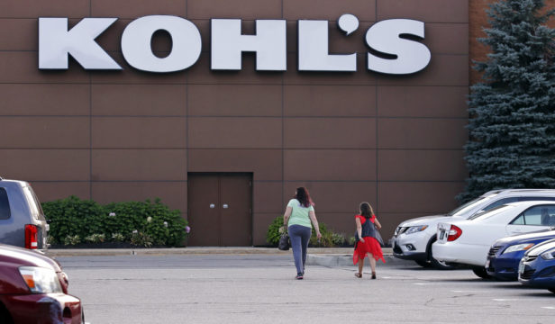 Kohl's Comps For November And December Increases 6.9%