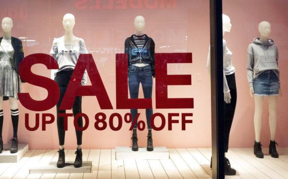 December Retail Sales Rose 5.4% YOY