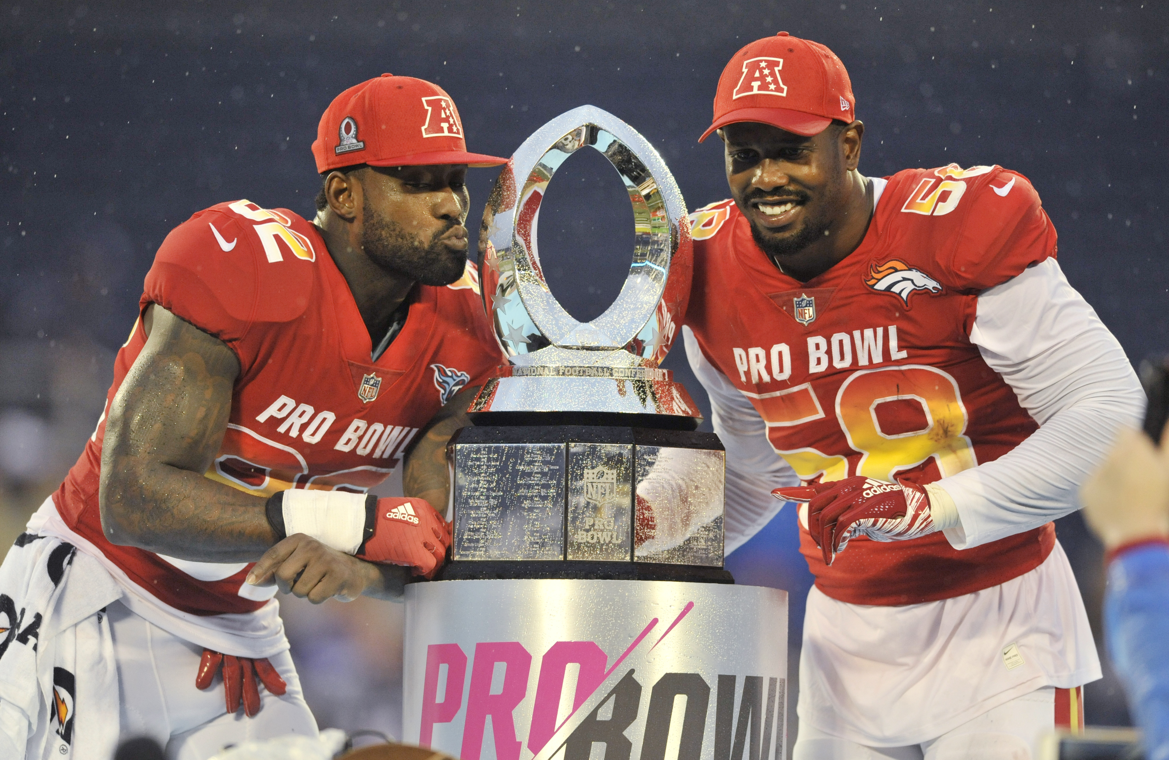 AFC defeats NFC in Pro Bowl, 24-23