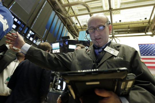 Wall Street bounces after another volatile day, global markets stabilize
