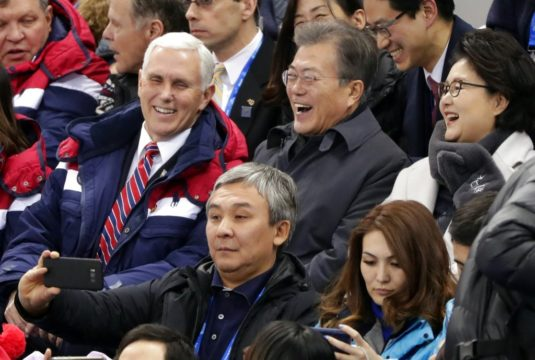 The Media's Olympic-Level North Korea Fawning Is a Disgrace