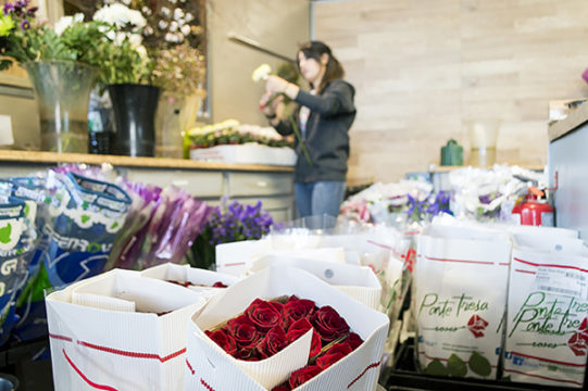 Labor of love: How do florists get ready for their big day?