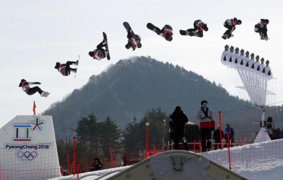Winter Olympics: An American breakthrough