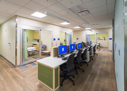Children's Hospital Colorado unveils allergy center at Anschutz, one of the nation's largest