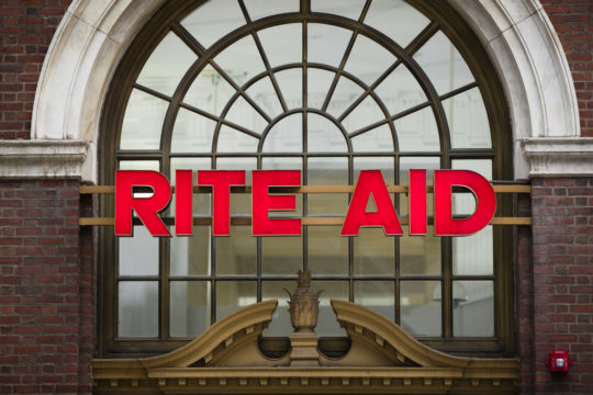 What Does The Data Behind Rite Aid Corporation (NYSE:RAD) Suggest?