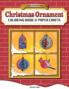 Three-Dimensional-Christmas-Ornament-Coloring-Book