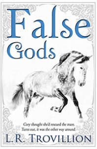 false god ebook cover