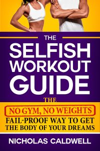 The-Selfish-Workout-Guide-Amazon-Kindle