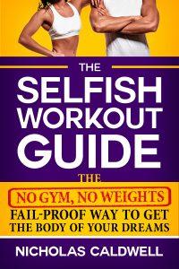 The-Selfish-Workout-Guide-Amazon-Kindle