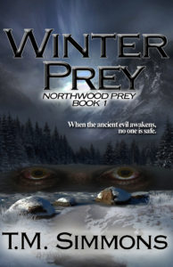 winter prey book cover