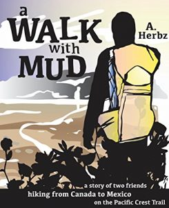 walk in mud book cover