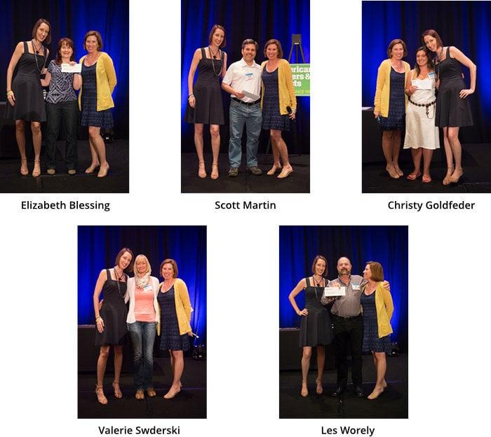 2014 Spec Challenge Winners