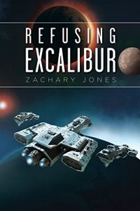 refusing excaliber book cover