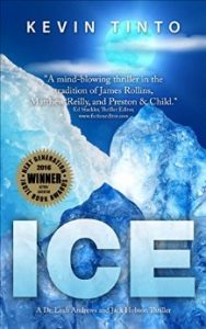 ice book cover