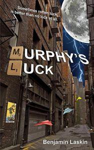 murphys luck book cover