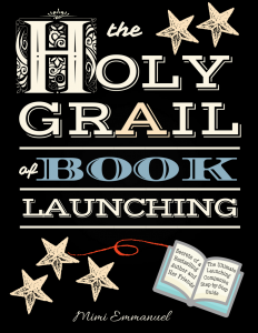 THE-HOLY-GRAIL-OF-BOOK-LAUNCHNG-COVER