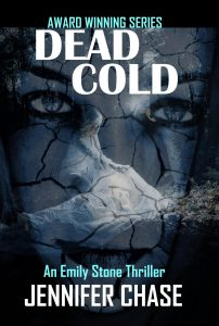 Dead Cold by Jennifer Chase book cover
