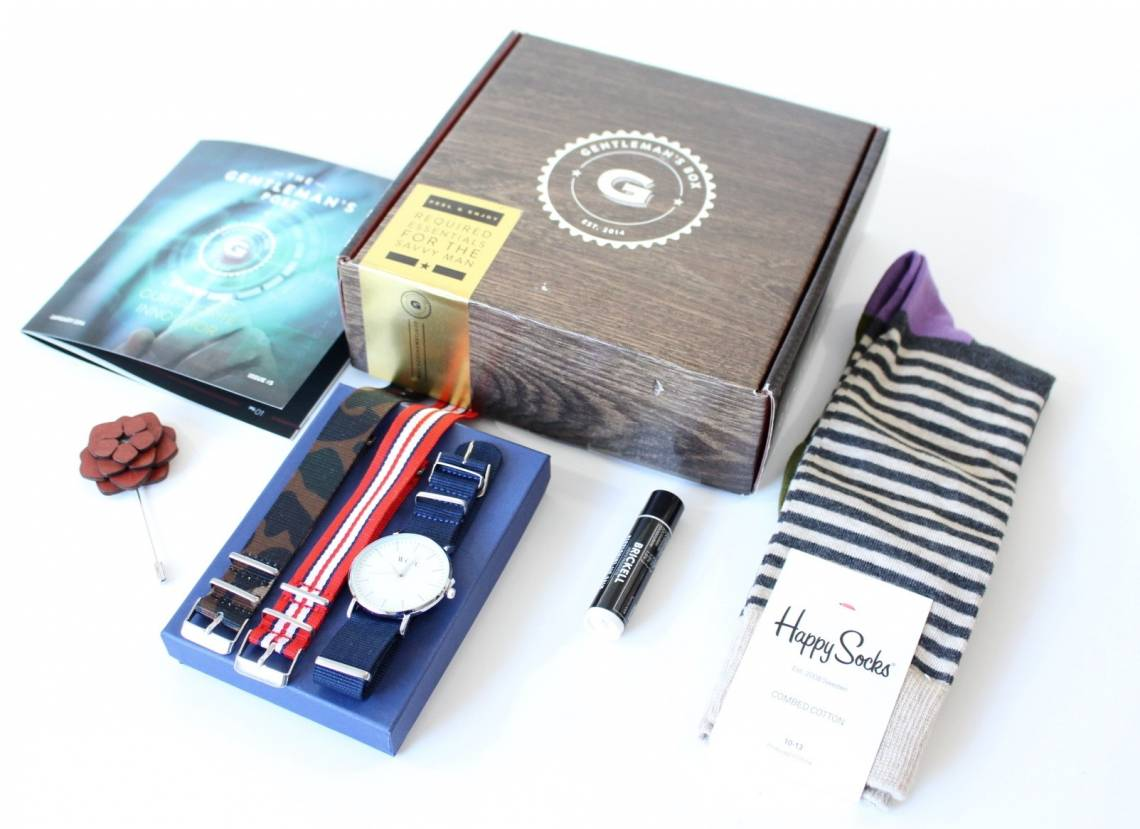Gentleman's Box January 2016 8