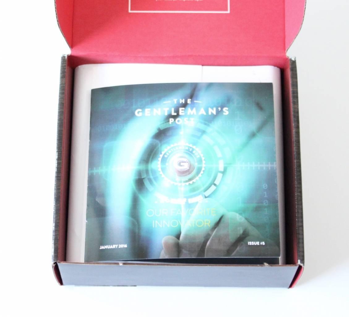 Gentleman's Box January 2016 4