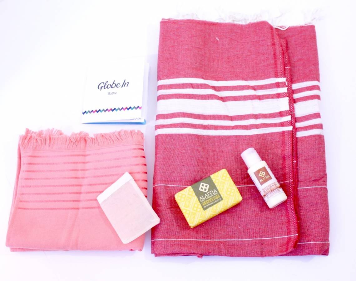 GlobeIn Artisan Box January 2016 2