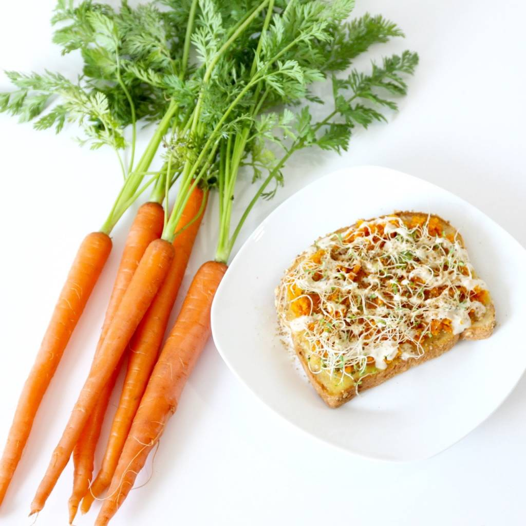 Carrot Toast - RawSpiceBar 3