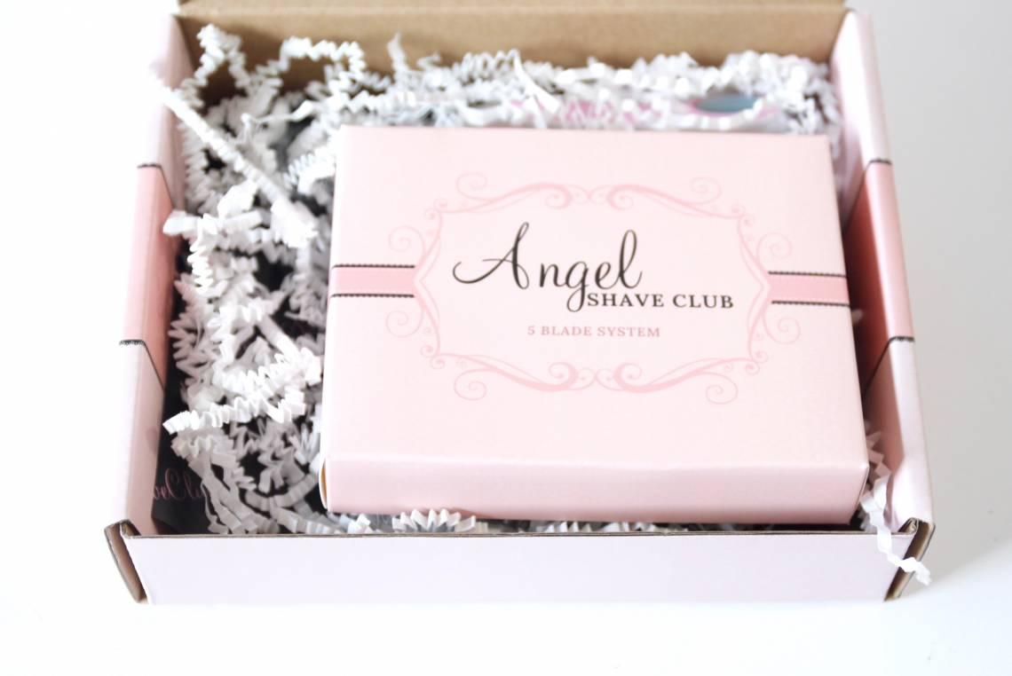 Angel Shave Club April 2016 3