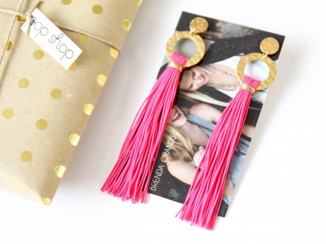 Pop Shop America Earring of the Month Club April 2016 5