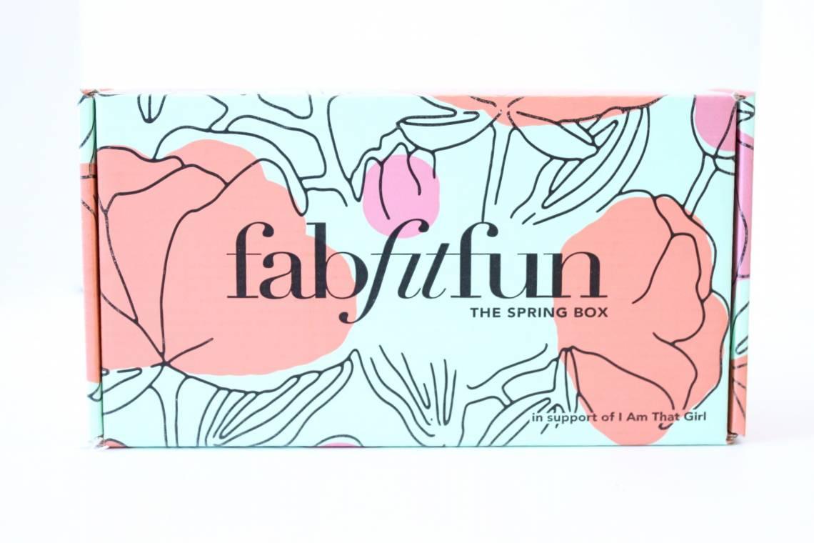 FabFitFun Spring 2016 1