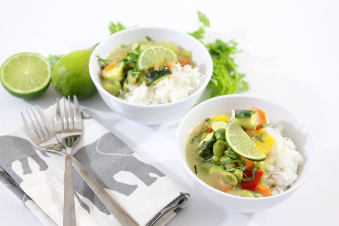 Green Curry - Hamptons Lane 10