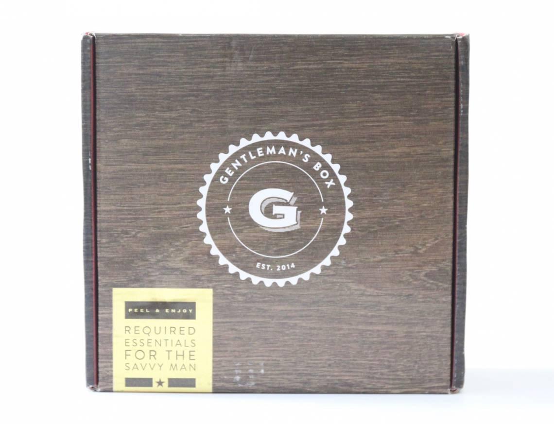 Gentleman's Box Review June 2016 1