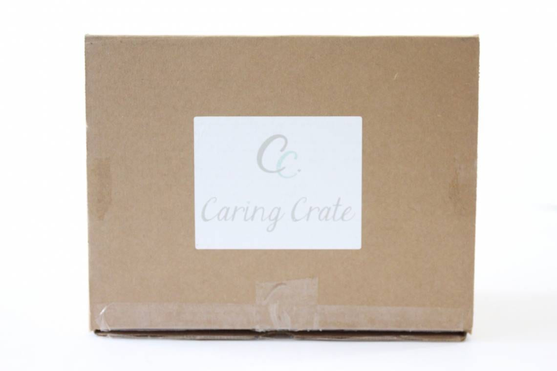 Caring Crate Review June 2016 - 1