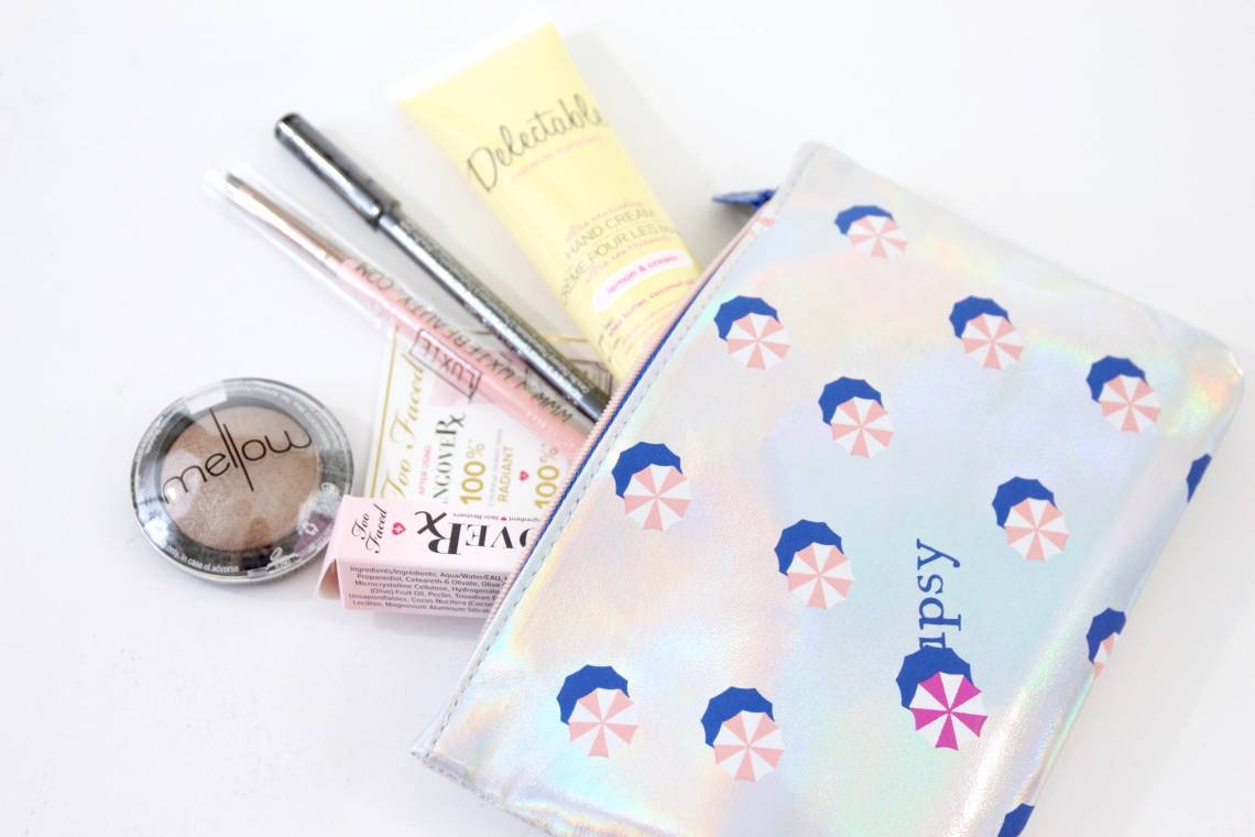 Ipsy Review July 2016 4