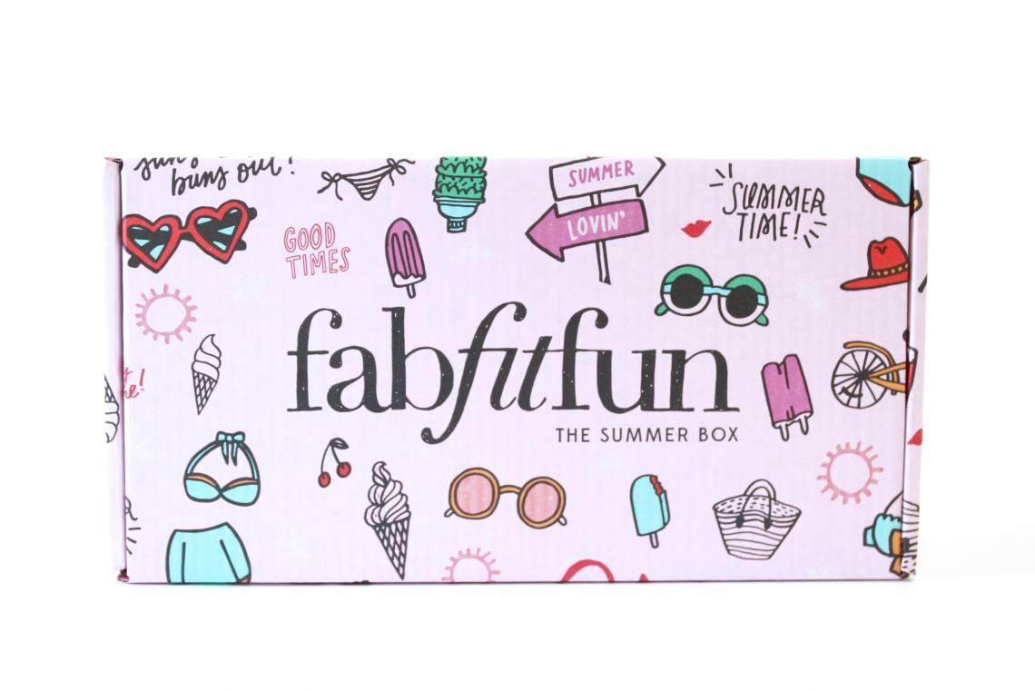 FabFitFun Review Summer 2016 1