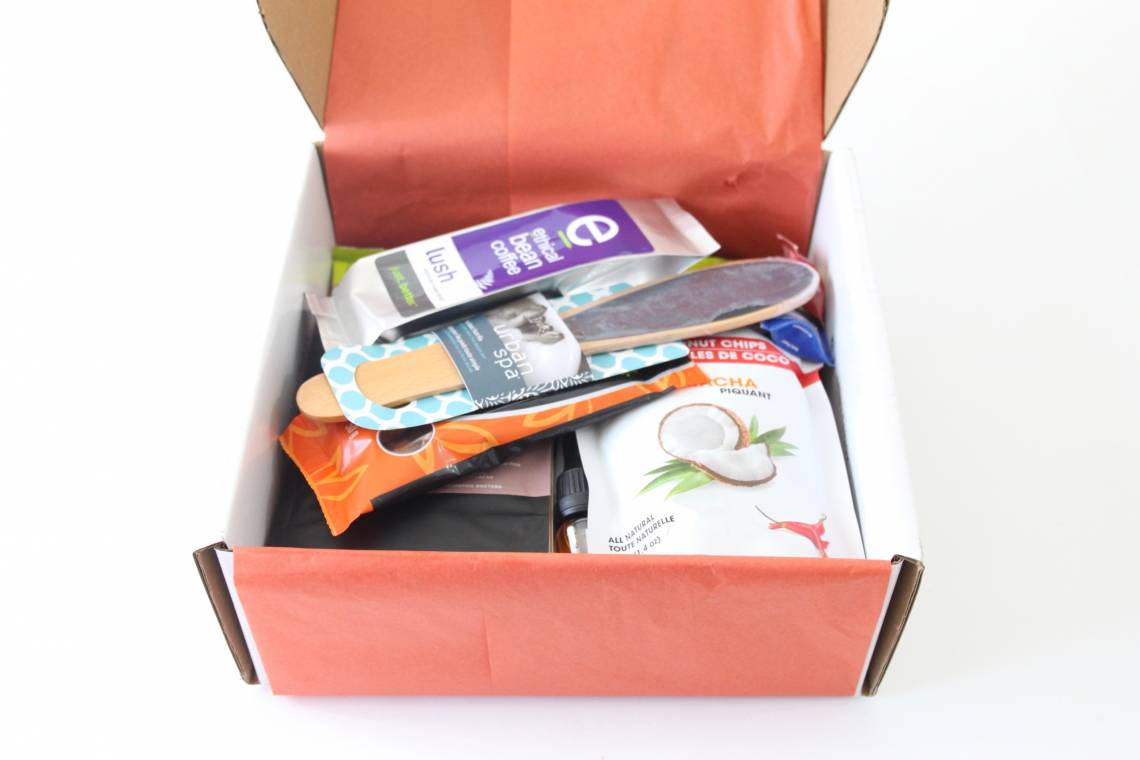 Little Life Box Review August 2016 4
