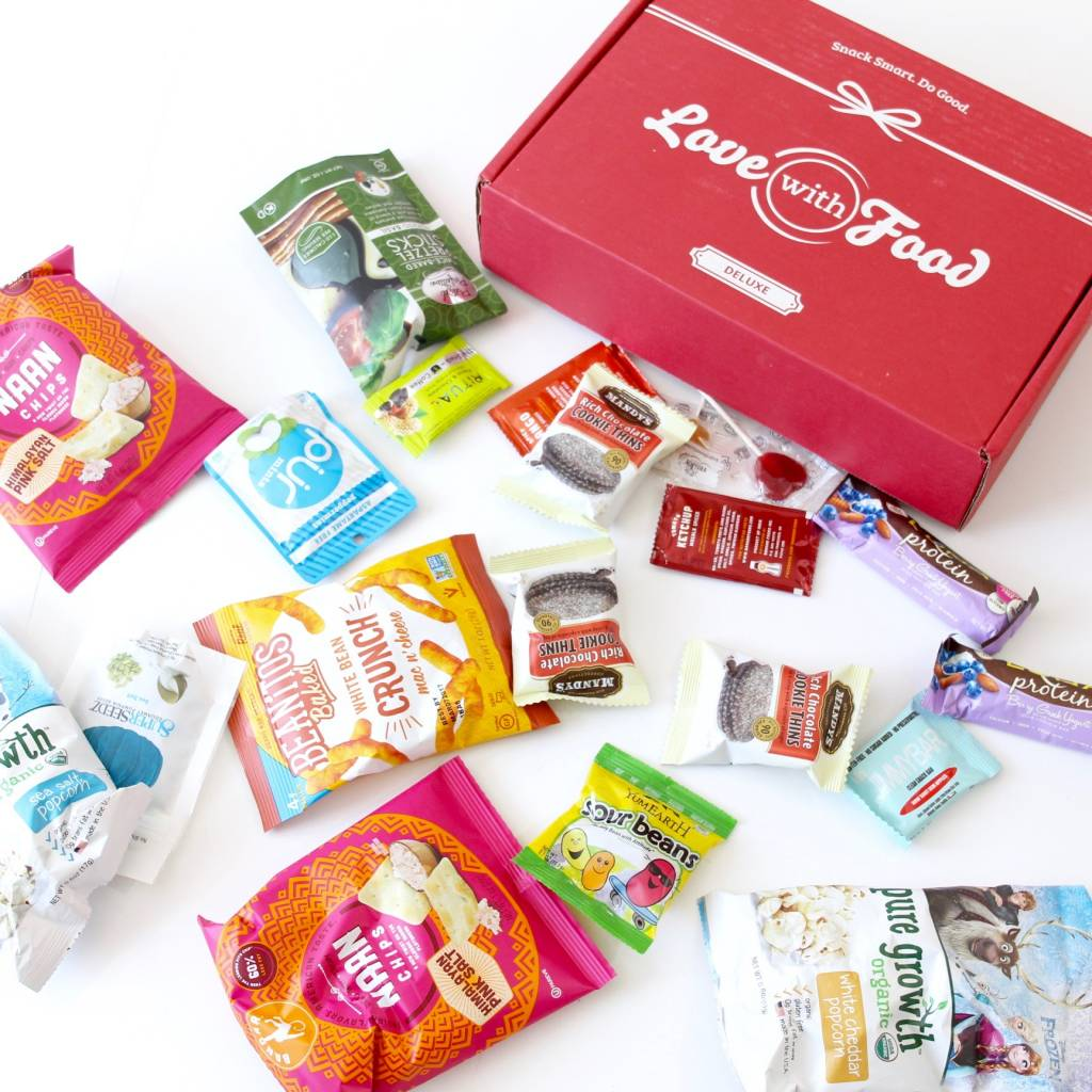 Love With Food Deluxe Box Review July 2016 3