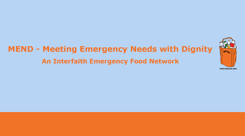 Mend   meeting emergency needs with dignity