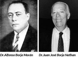 Fundadores Grupo Borja