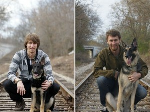 Adorable Then And Now Pictures Of Pets