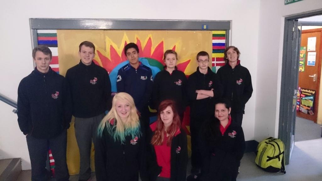 Galway girl team photo2