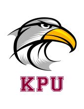 Kpu eagles   new logo