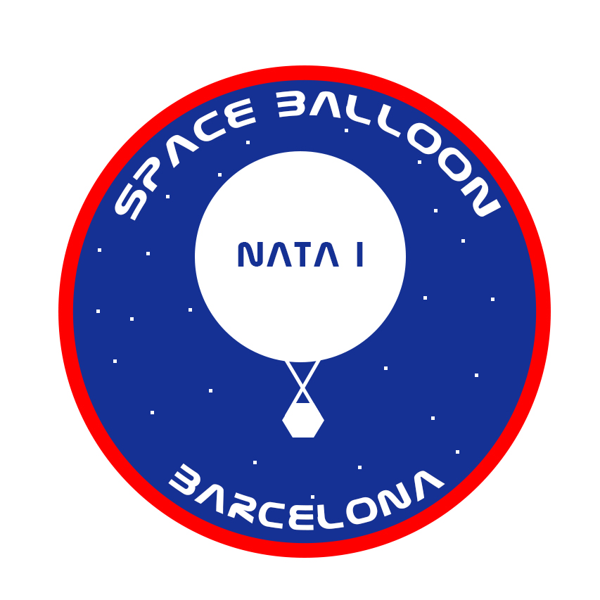 Logo ballon space challen
