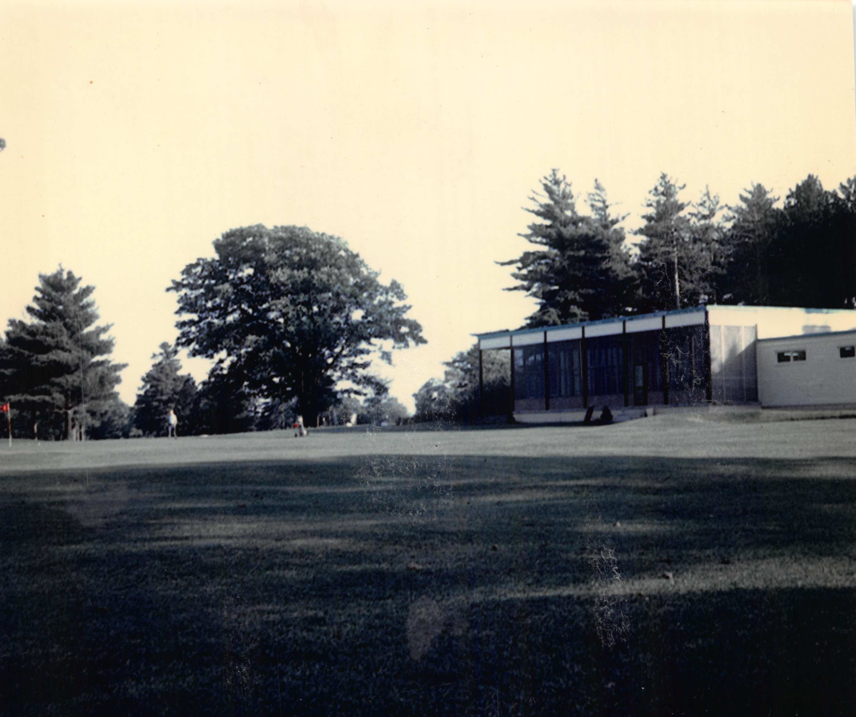 1965-c-Bayfield-The 9th green at the Barrie Country Club on Sunnidale Road-A