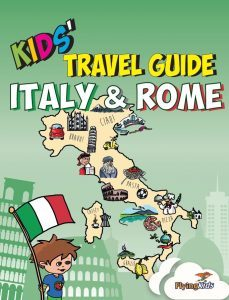 Featured Book: Kids' Travel Guide – Italy & Rome by Shira FlyingKids