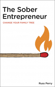 Featured Book: The Sober Entrepreneur by Russ Perry